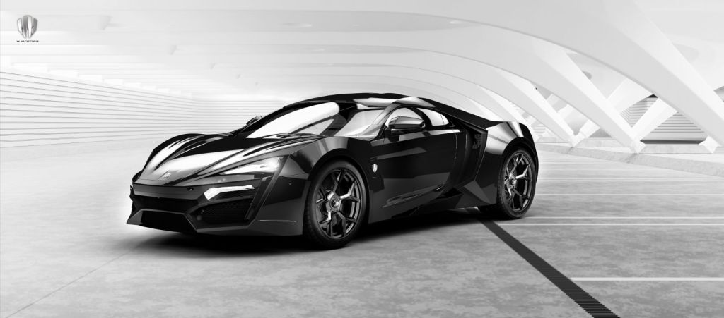 Photo of Lykan Hypersport Demon