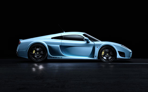 Image of a Blue Noble M600