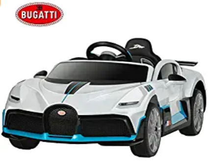 Image of a Grey Bugatti Divo