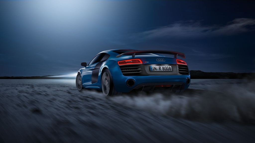 Photo of an Audi R8