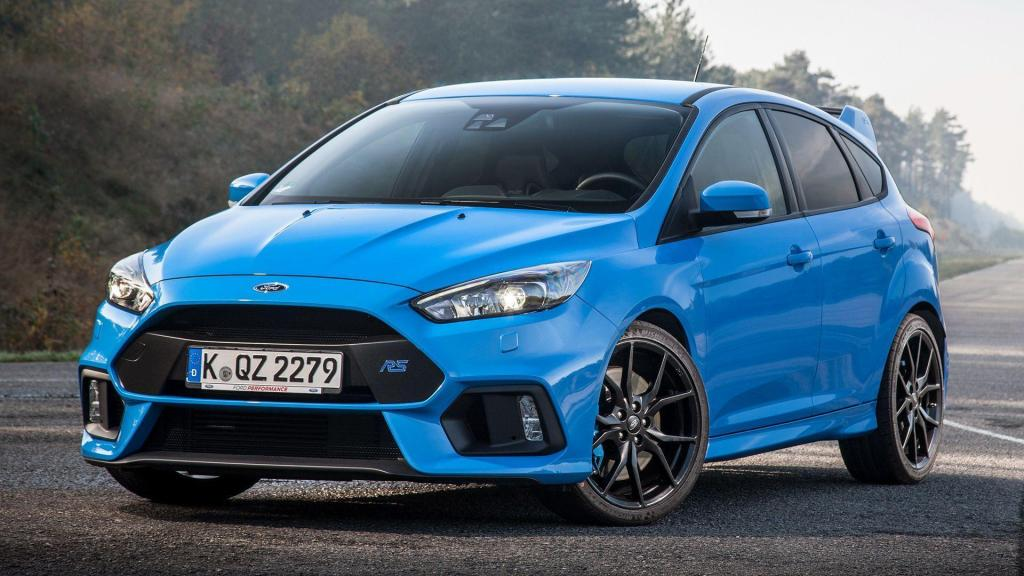 Ford Focus RS Wallpaper Exterior