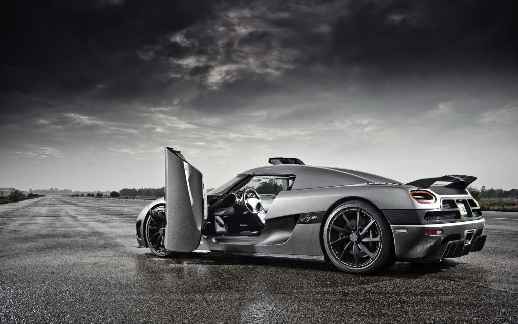 Photo of a Koenigsegg Agera