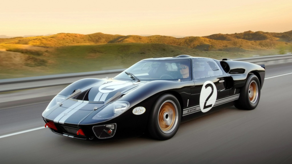 HD Image of 2006 Ford GT