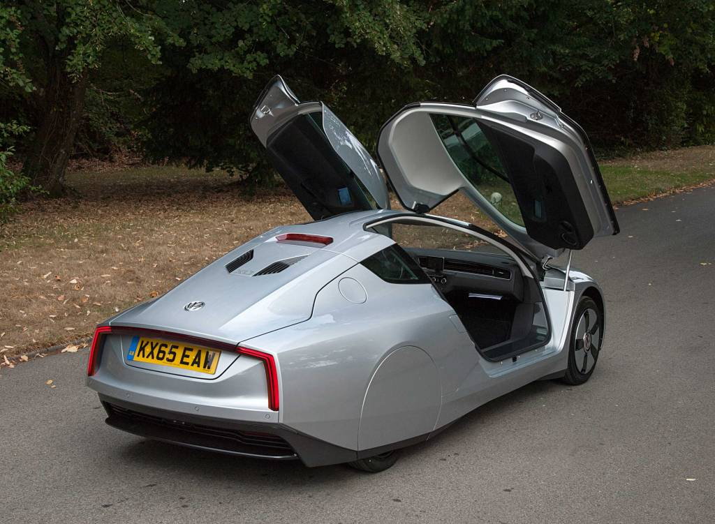 Image of a Volkswagen XL1