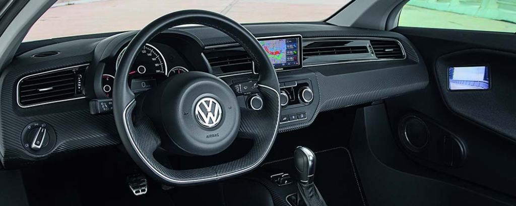 Image of a Volkswagen XL1 Interior