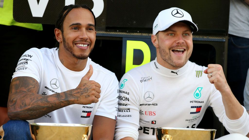 Mercedes Russian Grand Prix