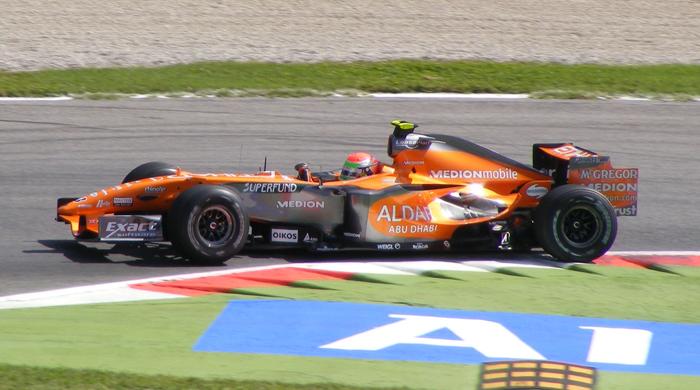 2007 Spyker F1